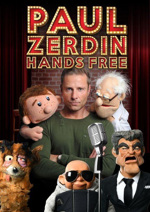 Paul Zerdin: Hands Free, 18 November   Event in Leicester   AllEvents.in