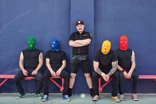 Masked Intruder (us) I Arena Wien