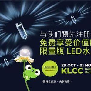 DESS LED Homedec KLCC