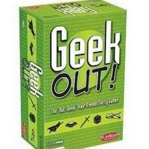 Geek Out Trivia Tournament
