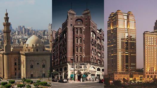 Mostafa Abdelmeguid - Paris Hyde Park Beverly Hills in Cairo