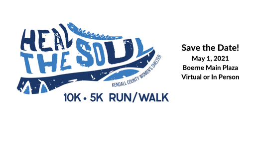 Annual 10K/5K Heal the Soul Run/Walk, 1 May | Event in Boerne | AllEvents.in