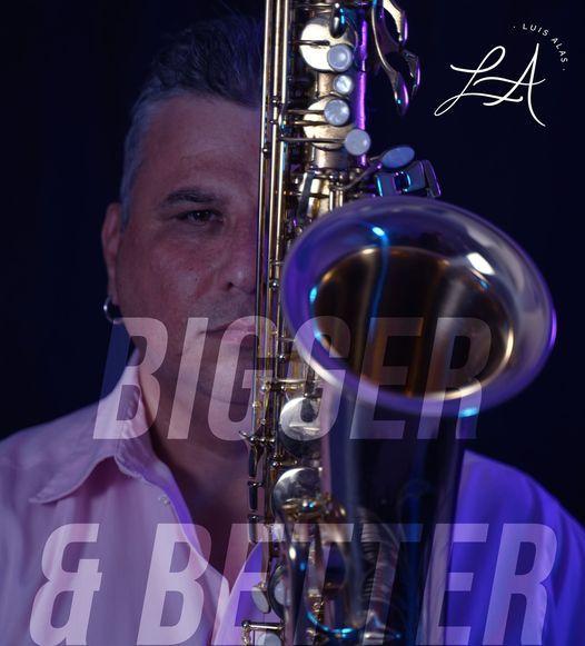 Luis Alas- Live in Concert, 8 October   Event in Cutler Bay   AllEvents.in