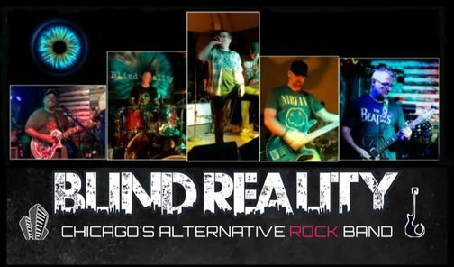 BLIND REALITY LIVE @ DANNY'S ON DOUGLAS Elgin IL., 25 September   Event in Elgin   AllEvents.in