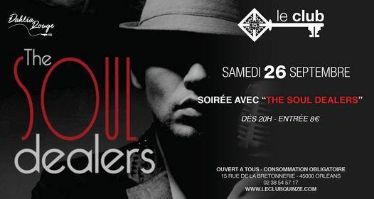 The SOUL Dealers  le 26 septembre