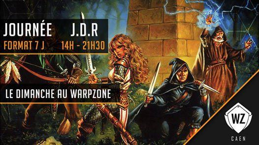 Journe JDR au WarpZone