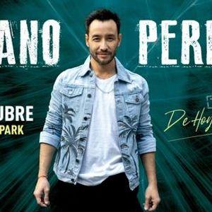 Luciano Pereyra en el Estadio Luna Park (Buenos Aires)