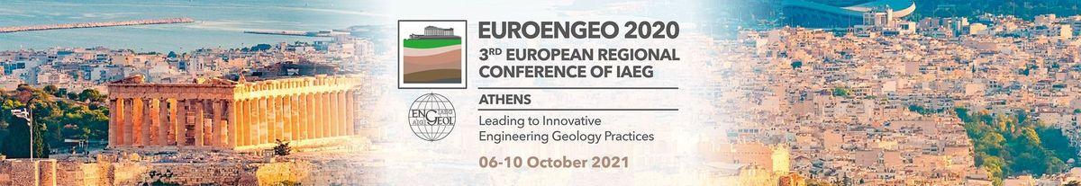 EuroEnGeo2020, 6 October   Event in Athens   AllEvents.in