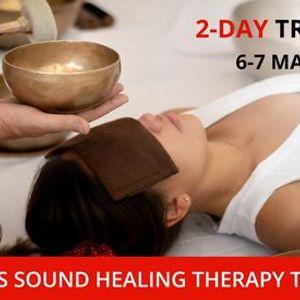 2 Days Level 1 Tibetan Bowl Sound Healing Therapy Training