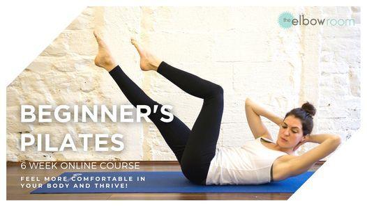 6 Week Beginner's Pilates Online Course   Event in Dublin   AllEvents.in