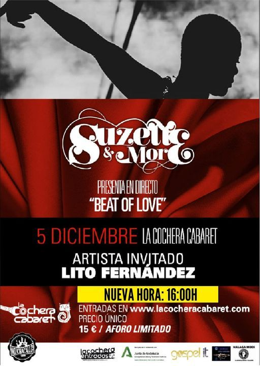 Suzette & MORE, 5 December | Event in Málaga | AllEvents.in