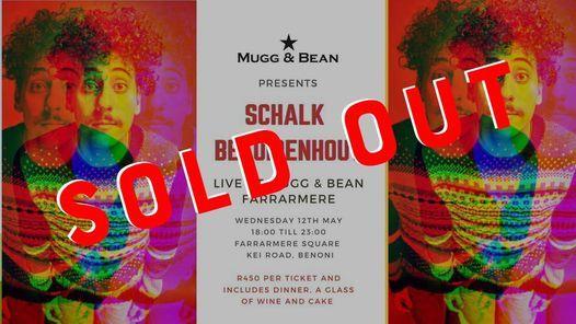 Schalk Bezuidenhout at Farrarmere Mugg & Bean, 12 May | Event in Benoni | AllEvents.in