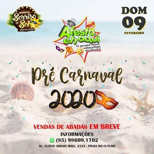 Pr Carnaval  A Festa eh Aqui