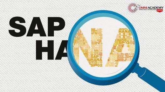 SAP HANA S4 Admin Free Workshop | Event in Sanghar | AllEvents.in