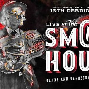 Live at the Smokehouse