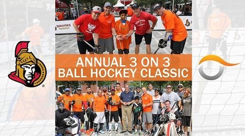 2019 Ottawa Ball Hockey Tournament At Ottawa Ontario Gloucester