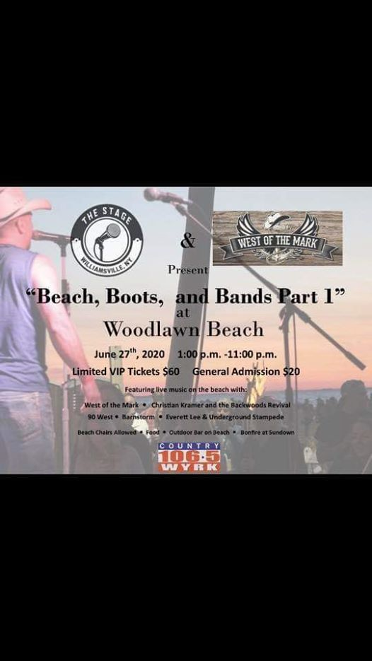Oct 20, 2020 Barnstorm Halloween Party Nyc Patio, Boots & Bands, DOS On The Lake, Hamburg, 27 June