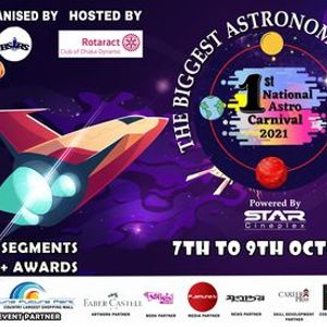 1st NATIONAL ASTRO CARNIVAL