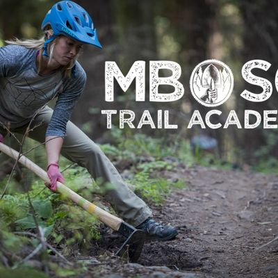 MBOSC Trail Academy - 301 Trail Design Theory
