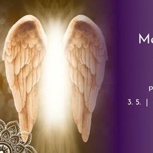 Meditcie v Nitre Cyklus Ako na stres s anjelmi