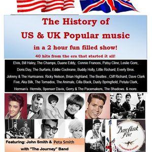 The Transatlantic Rock N Roll Song Book