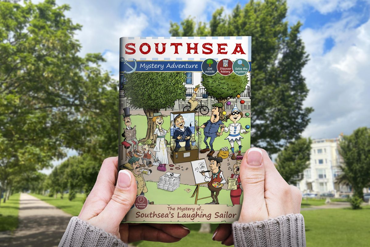 Southsea Treasure Hunt Adventure: The Mystery of Southsea's Laughing Sailor | Event in Portsmouth | AllEvents.in