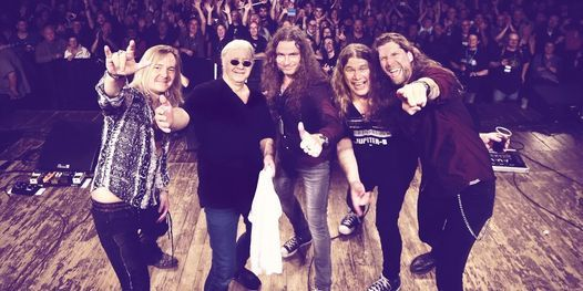 Ian Paice feat. Purpendicular Performing Classic Deep Purple, 12 December | Event in Budapest | AllEvents.in
