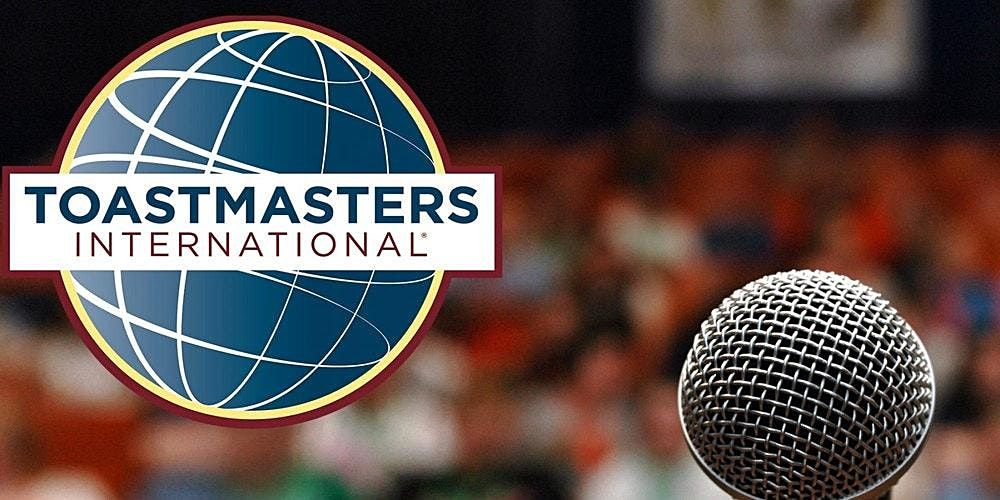 ONLINE Everybody Speaks Toastmasters - Improve Public Speaking Skills   Online Event   AllEvents.in