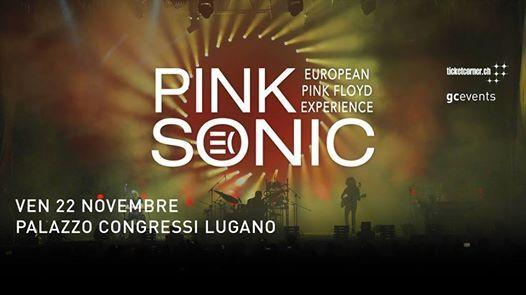 Pink Sonic - Lugano - 22.11.2019
