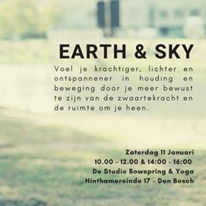 Bowspring Workshop Earth & Sky