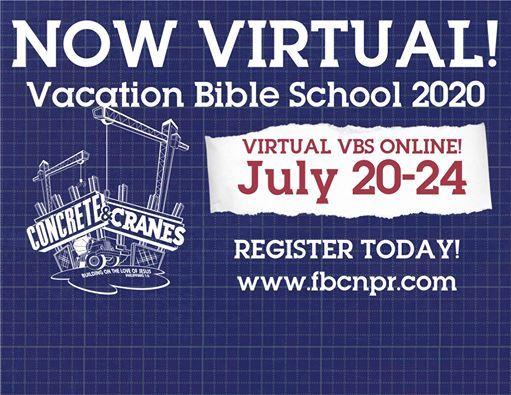 Virtual VBS 2020 - Concrete & Cranes