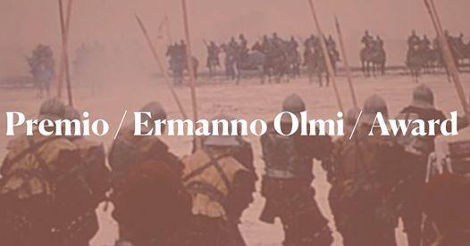 Premio Ermanno Olmi 2019  La serata di premiazione