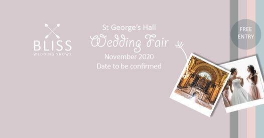 St George's Hall Wedding Fair, 1 November | Event in Liverpool | AllEvents.in