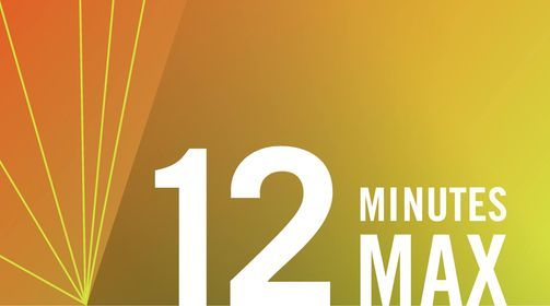12 Minutes Max | Online Event | AllEvents.in