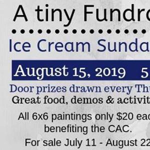 A Tiny Fundraiser - August 15 2019