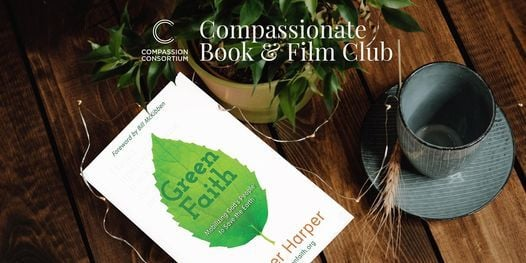 """Compassionate Book & Film Club: """"GreenFaith"""" with Fletcher Harper (Free), 11 May 