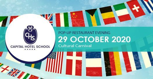 Pop-Up Restaurant Evening, 29 October | Event in Pretoria | AllEvents.in