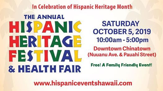 29th Annual Hispanic Heritage Festival & Health Fair