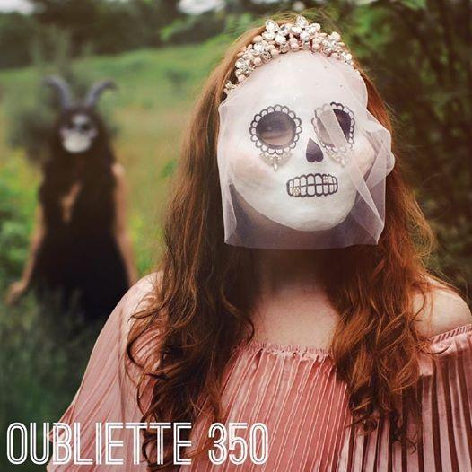 Handmade Masks for Dia De Los Muertos