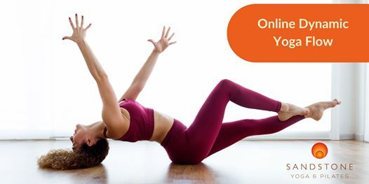 Online Dynamic Yoga Flow At Your Place Birmingham