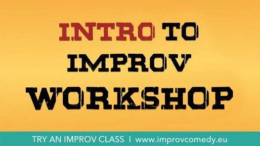 Free Intro to Improv Workshop, 25 April | Event in Copenhagen | AllEvents.in