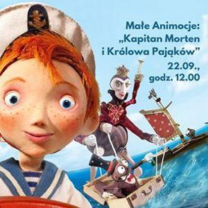 Mae Animocje Kapitan Morten i Krlowa Pajkw