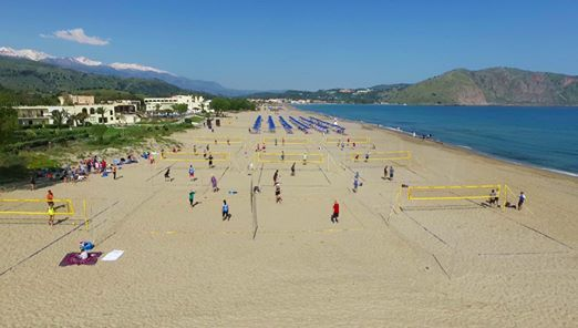 Beachcamp Kreta 4. April - 9. Mai 2020