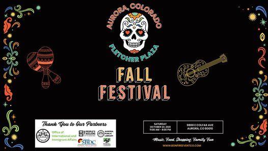 Fletcher Plaza Fall Festival, 23 October   Event in Aurora   AllEvents.in