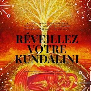 "Atelier &quotRveiller sa Kundalini"""