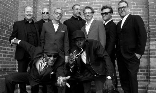 Funky julefest: Papa's Got a Brand New Bag - James Brown Tribute / Kulturhuset Islands Brygge, 18 December