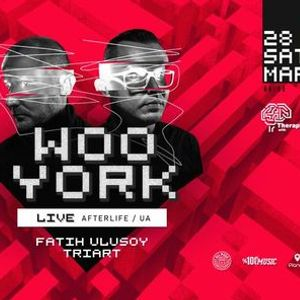 Burn Energy Drink Presents  Woo York [Live] (AfterlifeUA)