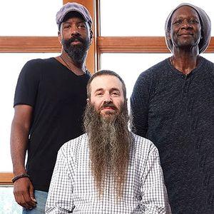 New Zion Trio  Jamie Saft & Brad Jones & Hamid Drake
