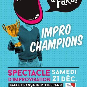 Brest et Concarneau sunissent  Impro Champions