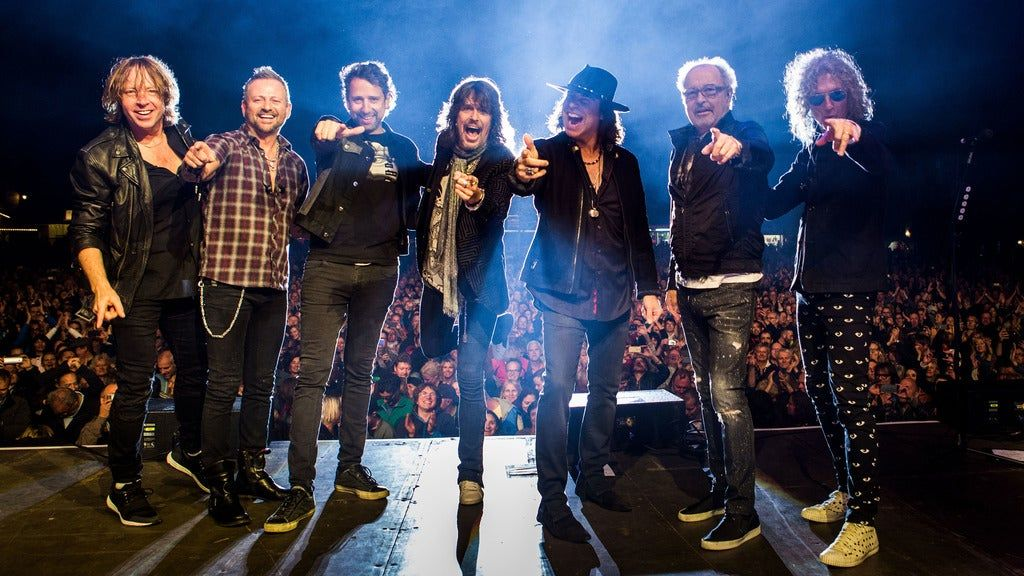 The Greatest Hits of Foreigner, 6 November   Event in Southaven   AllEvents.in